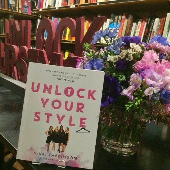 Unlock Your Style launches at Berkelouw Books Paddington