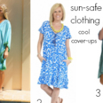 FEATURED sun-safe clothing - cool cover-ups