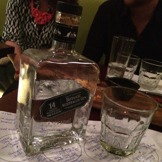 Botanic Australis Gin | Dutch Courage Officers Mess