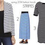 spring 2014 fashion trends - stripe