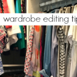 FEATURED 13 Wardrobe Editing tips 4