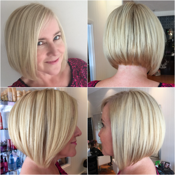 It s not the first time i ve had a concave bob and it won t be