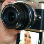 FEATURED Olympus PEN E-PL7 selfie camera