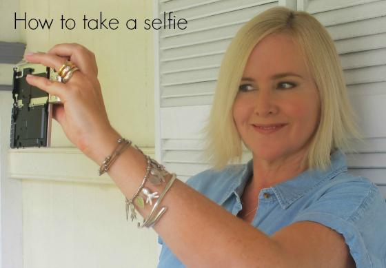 How to take a selfie #selfie_olympus