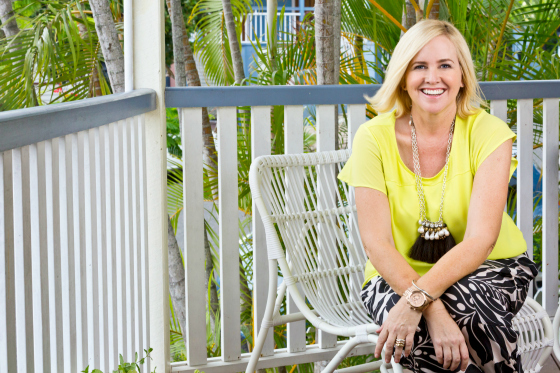 Nikki Parkinson of Styling You. Photo by Sarah Keayes www.smok.com.au