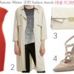 FEATURED Autumn Winter 2015 fashion trends - fine form