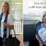 FEATURED how to change an outfit from day to night