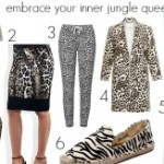FEATURED embrace your inner jungle queen  #animalprint