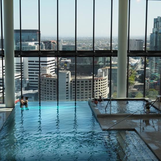Crown Melbourne Pool