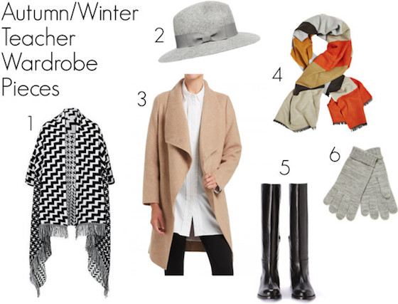 How to update your autumn-winter teacher style