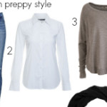 FEATURED Modern preppy style