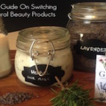 natural beauty products feature image