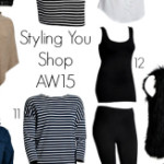 FEATURED S You Shop AW15 capsule wardrobe