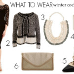FEATURED What to wear to a winter cocktail event