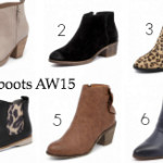 FEATURED ankle boots AW15