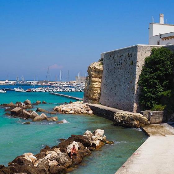 Otranto Puglia Italy