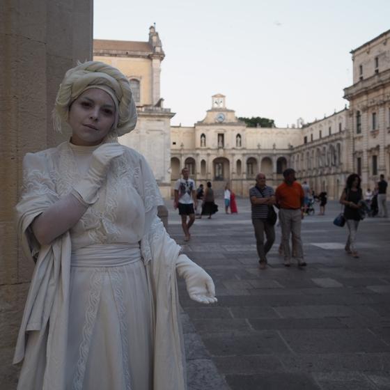 Lecce, Puglia Italy