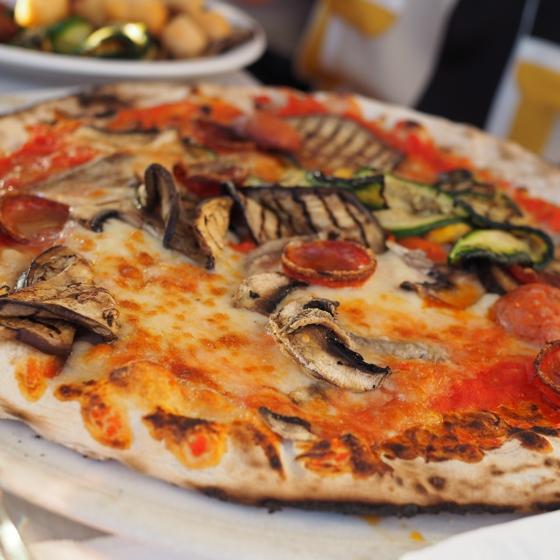 Pizza, Puglia Italy