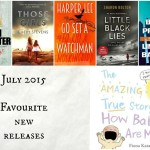 new book releases for July