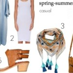 FEATURED Spring Summer 2015 - casual outfit
