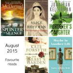 august favourite reads