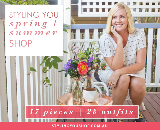 Styling You Shop - Spring 2015