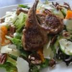 feature_lamb pumpkin pecan salad