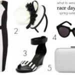 FEATURED party style summer 2015  what to wear to the races