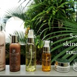 5-step skincare routine