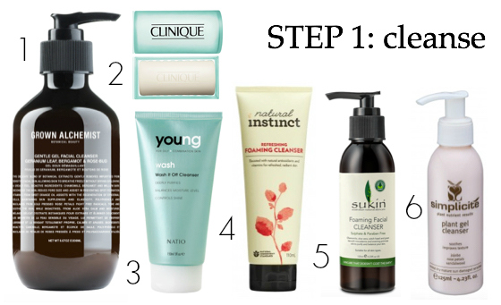 5 Steps For Quick Skin Cleansing At Home