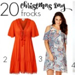 FEATURED Christmas Day frocks 2015