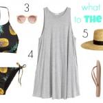 Beach Wear | Outfit #1