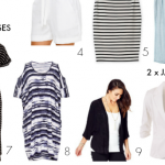 FEATURED 15-piece summer casual capsule wardrobe
