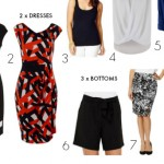 FEATURED Summer workwear capsule wardrobe