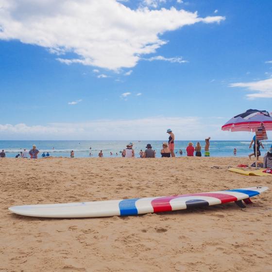 Burleigh Heads, Gold Coast, QLD