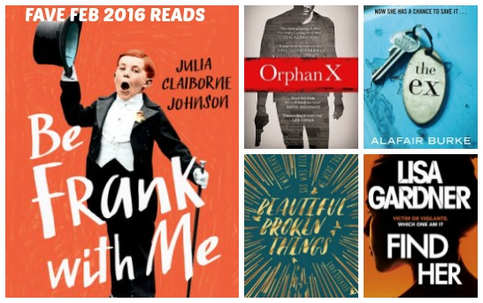 fave february reads