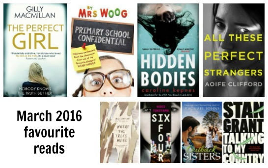 favourite reads march