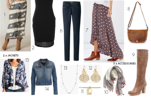 FEATURED Nina Proudman capsule wardrobe