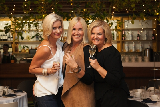 Style + Champagne event | Carolyn Tate, Nikki Parkinson, Gillian Moody | Styling You | Champagne Cartel