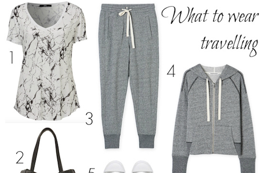 What to wear while travelling