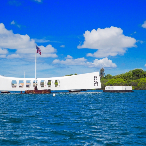 Pearl Harbour USS Arizona | 17 tips for travelling to Hawaii if you're a newbie