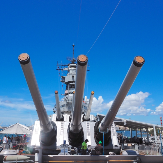 Pearl Harbour USS Missouri | 17 tips for travelling to Hawaii if you're a newbie