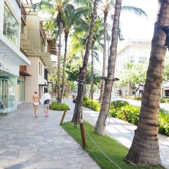 Shopping Waikiki | 17 tips for travelling to Hawaii if you're a newbie