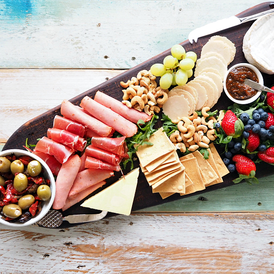 How To Create The Perfect Antipasto Platter Styling You