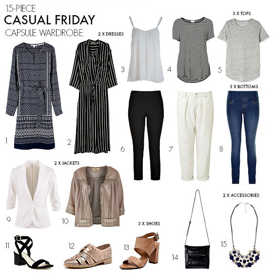 What to wear for casual Friday at the office
