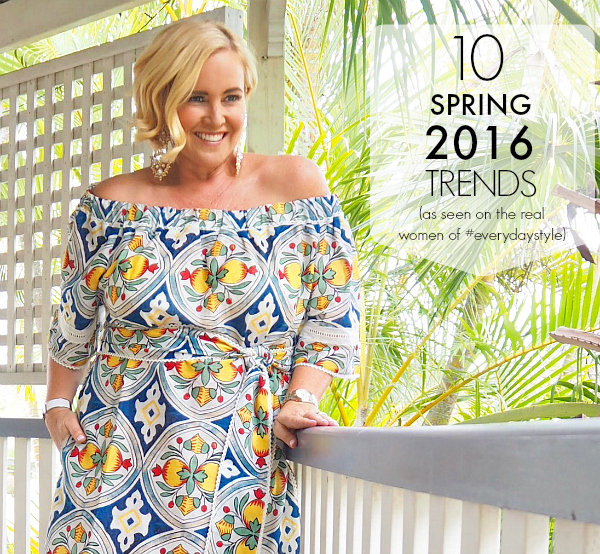 10 spring 2016 trends as seen on the real women of #everydaystyle