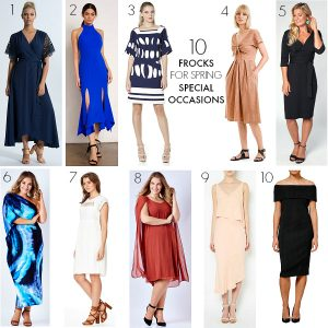 10 frocks for spring special occasions