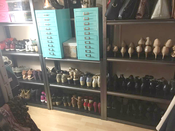 shoe and accessories storage | 12 tips for organising your wardrobe for stress-free daily dressing