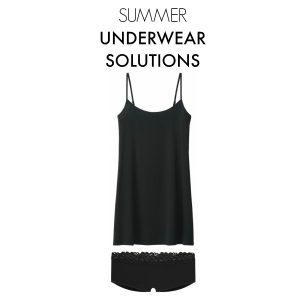 10 undergarment solutions for staying cool in summer