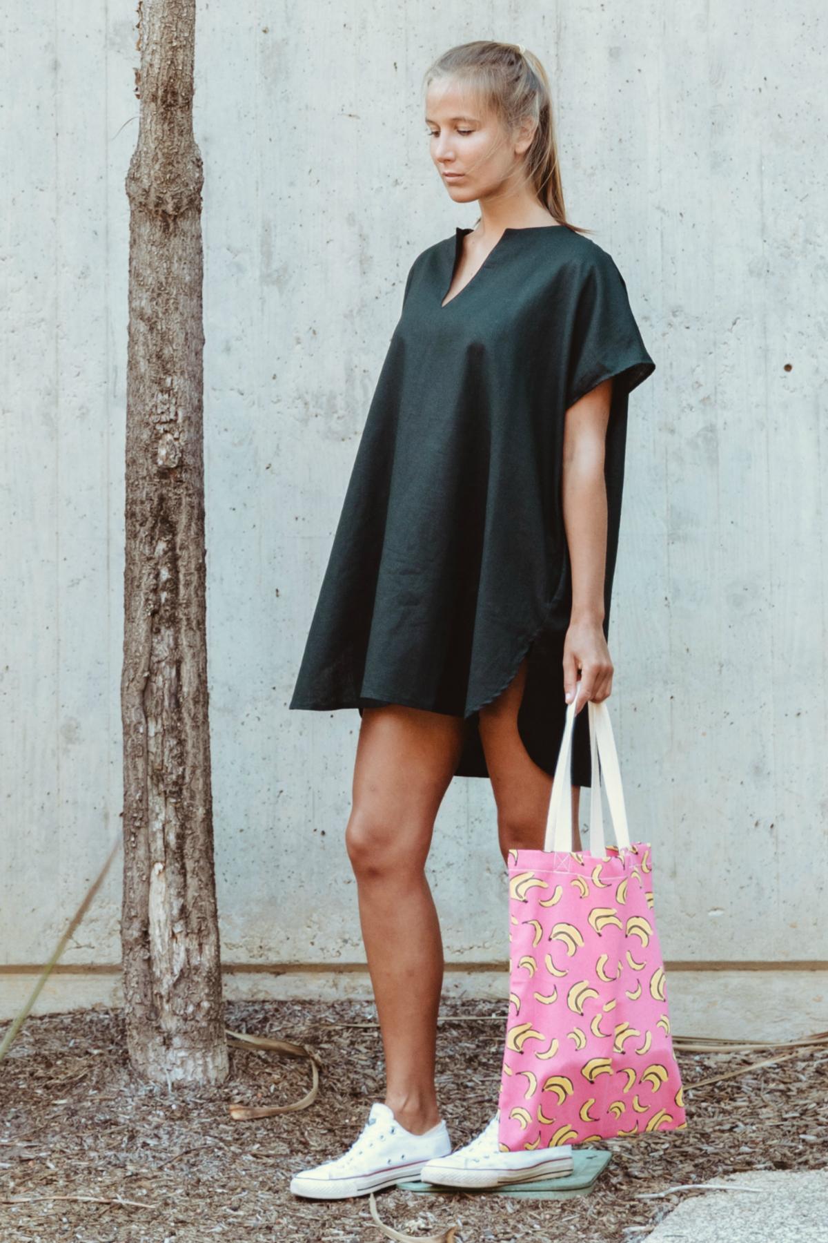 Bombshell Bay Minimalist Beach Dress